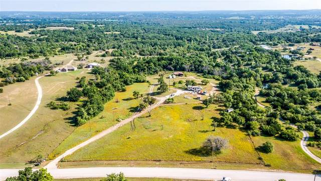 264 Crockett Road, Weatherford, TX 76088 (MLS #14594815) :: Real Estate By Design