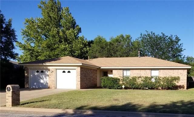 5249 Shady Glen Lane, Abilene, TX 79606 (MLS #14594821) :: Real Estate By Design