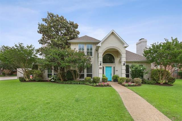 136 Glendale Drive, Coppell, TX 75019 (MLS #14594826) :: The Heyl Group at Keller Williams