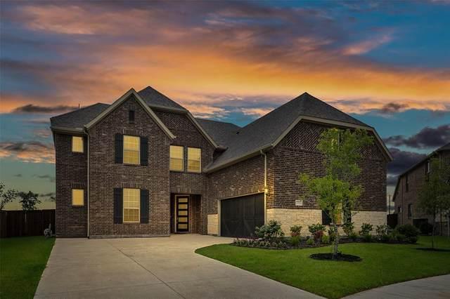 2601 Bottlebrush Drive, Prosper, TX 75078 (MLS #14594846) :: The Mike Farish Group