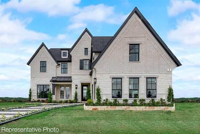 825 Verandah View, Mckinney, TX 75069 (MLS #14594854) :: The Property Guys