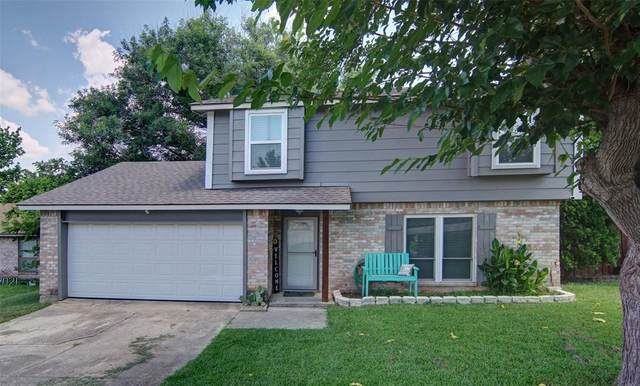 852 Annapolis Drive, Fort Worth, TX 76108 (MLS #14594867) :: Rafter H Realty