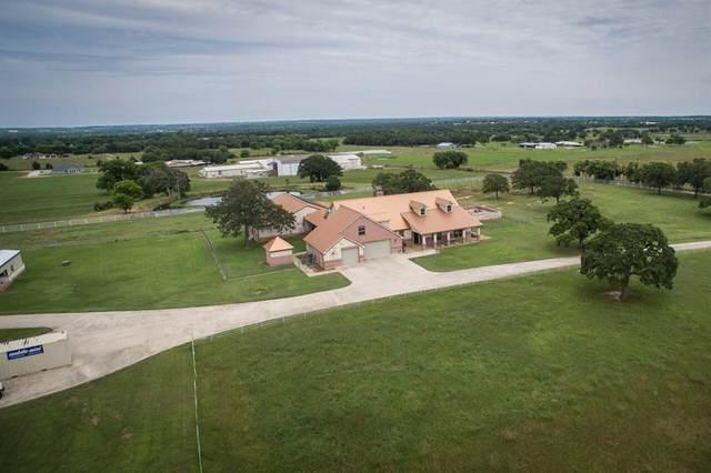266 W County Road 4577 Road, Boyd, TX 76023 (MLS #14594876) :: Real Estate By Design