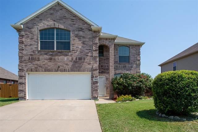 305 Elm Grove, Anna, TX 75409 (MLS #14594881) :: The Great Home Team