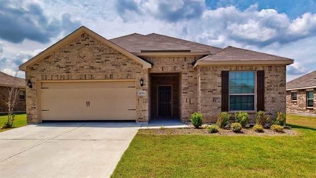 4004 Lakeview Drive, Sanger, TX 76266 (MLS #14594952) :: Craig Properties Group