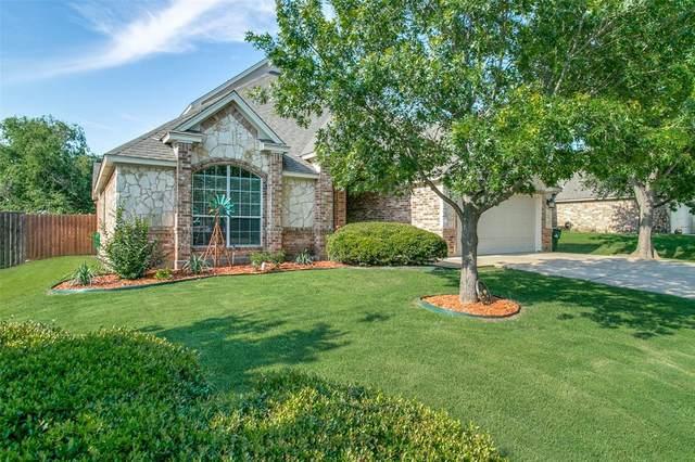 706 Dove Ridge, Sanger, TX 76266 (MLS #14594960) :: Trinity Premier Properties
