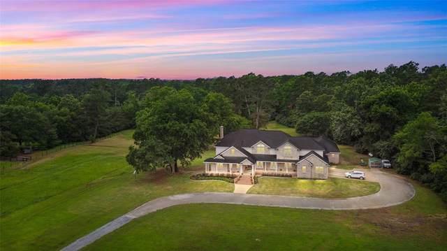 7461 Fm 1878, Nacogdoches, TX 75961 (MLS #14594984) :: Real Estate By Design