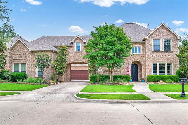 5578 Beacon Hill Drive, Frisco, TX 75036 (MLS #14595010) :: Real Estate By Design