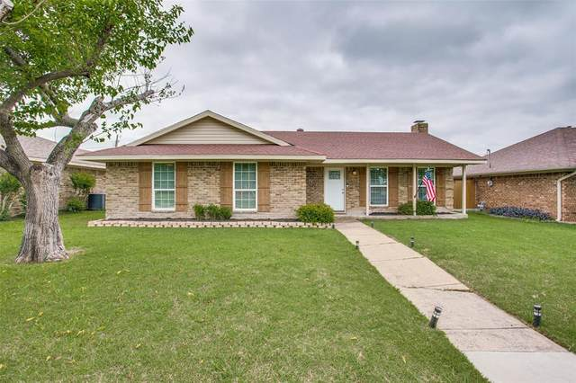 509 Stoneybrook Drive, Wylie, TX 75098 (MLS #14595027) :: Real Estate By Design