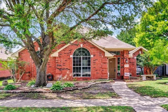 7641 King Arthur Road, Frisco, TX 75035 (MLS #14595031) :: The Good Home Team