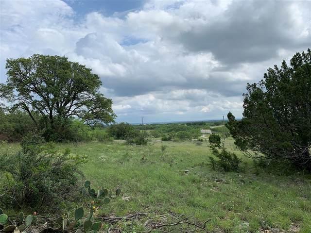 TBD Sextant Circle, Brownwood, TX 76801 (MLS #14595059) :: Real Estate By Design