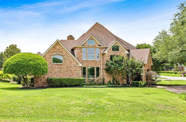 790 Creekwood Drive S, Fairview, TX 75069 (MLS #14595071) :: VIVO Realty