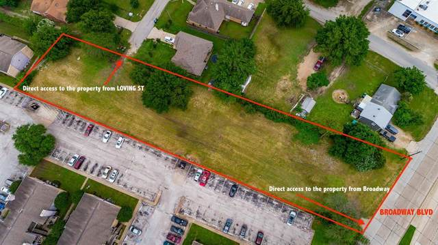 5324 Broadway, Garland, TX 75043 (MLS #14595081) :: Robbins Real Estate Group