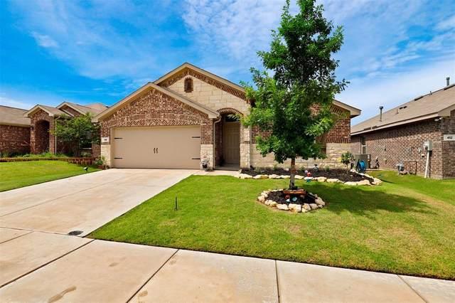 416 Saguaro Drive, Fort Worth, TX 76052 (MLS #14595091) :: Real Estate By Design