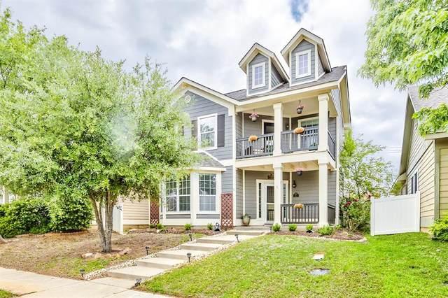 9817 Cedarcrest Drive, Providence Village, TX 76227 (MLS #14595140) :: Real Estate By Design