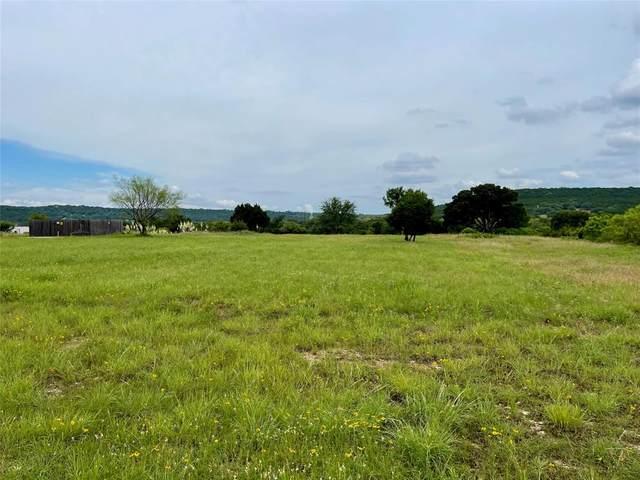 Lot 947 Frog Branch, Possum Kingdom Lake, TX 76449 (MLS #14595147) :: Real Estate By Design