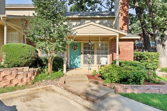 1473 Meadowood Village Drive, Fort Worth, TX 76120 (MLS #14595148) :: Front Real Estate Co.
