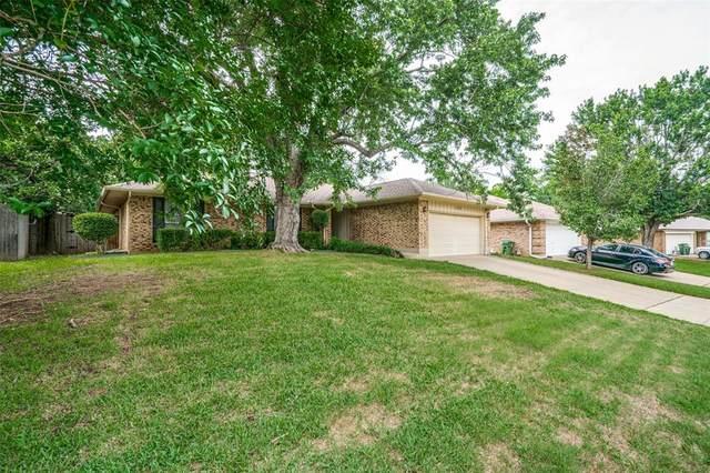 5729 Sage Bloom Drive, Arlington, TX 76017 (MLS #14595154) :: Real Estate By Design