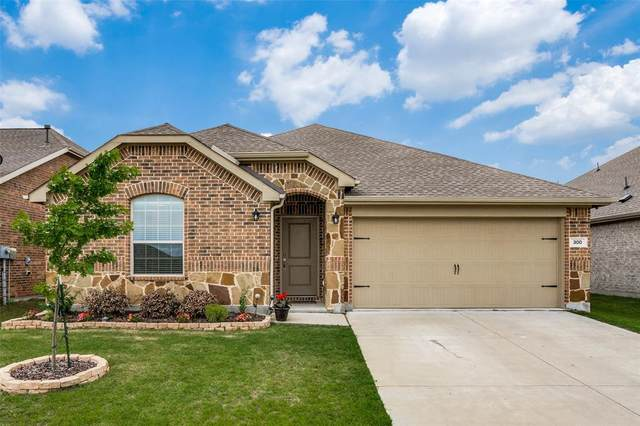 300 Copper Switch Drive, Anna, TX 75409 (MLS #14595163) :: The Mike Farish Group