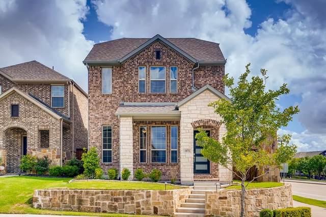 1071 Liberty Parkway, Allen, TX 75013 (MLS #14595175) :: Jones-Papadopoulos & Co