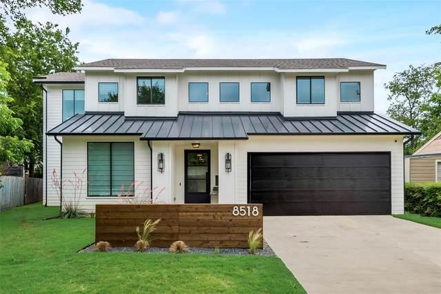 8518 Glencrest Lane, Dallas, TX 75209 (MLS #14595200) :: VIVO Realty