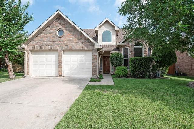 2008 Terracotta Court, Lewisville, TX 75067 (MLS #14595201) :: Crawford and Company, Realtors