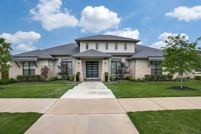 6108 Legacy Trail, Colleyville, TX 76034 (MLS #14595203) :: Craig Properties Group