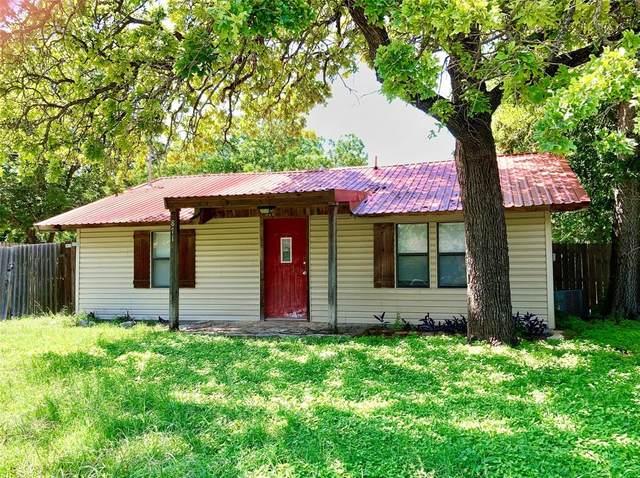 871 W Frey Street, Stephenville, TX 76401 (MLS #14595205) :: Real Estate By Design