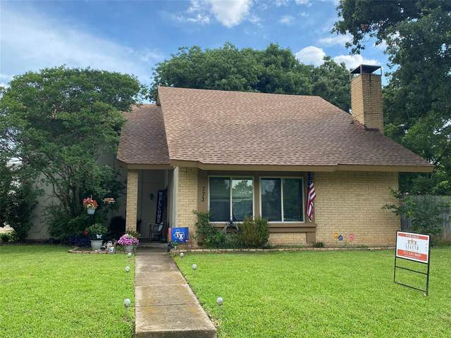 773 Red Wing Drive, Lewisville, TX 75067 (MLS #14595211) :: Bray Real Estate Group