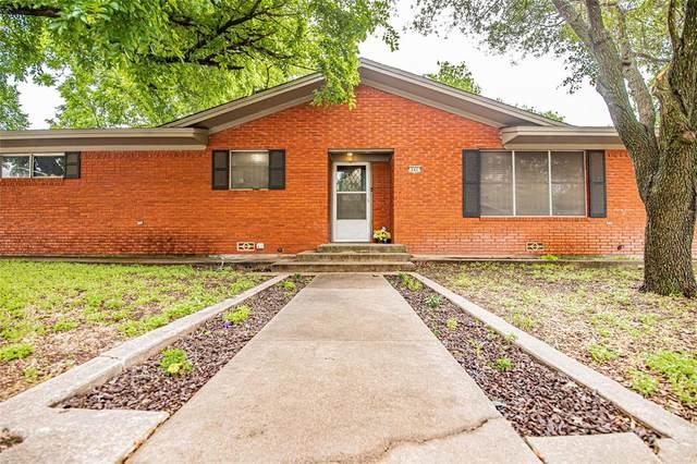 341 S Barton Street, Stephenville, TX 76401 (MLS #14595224) :: The Hornburg Real Estate Group