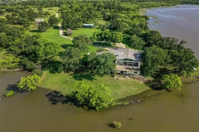 1409 N Fm 3099 Road, Breckenridge, TX 76424 (MLS #14595225) :: Robbins Real Estate Group