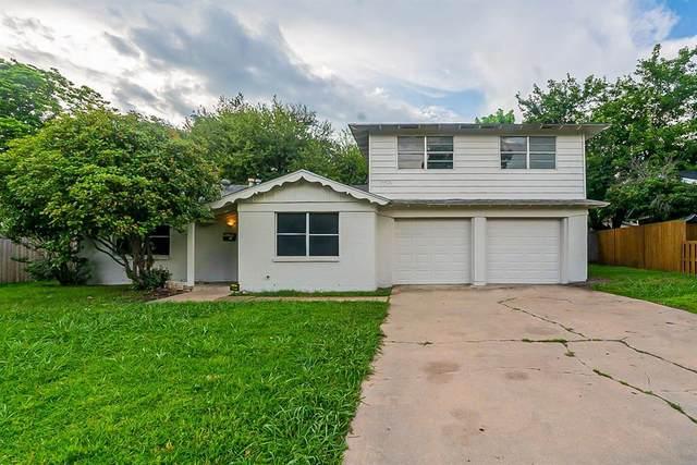 4725 Madella Street, Haltom City, TX 76117 (MLS #14595246) :: Real Estate By Design