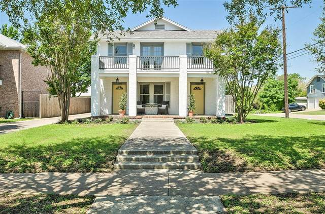 4259 Bryce Avenue, Fort Worth, TX 76107 (MLS #14595247) :: Real Estate By Design