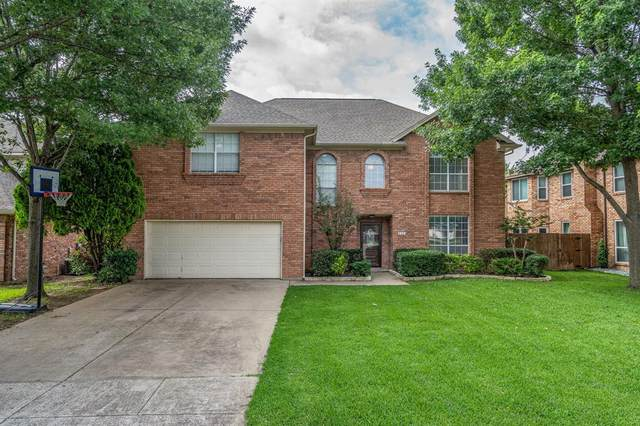 3321 Moss Creek Drive, Grapevine, TX 76051 (MLS #14595305) :: VIVO Realty