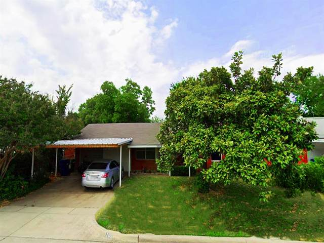1709 Gill Street, Blue Mound, TX 76131 (MLS #14595331) :: The Barrientos Group