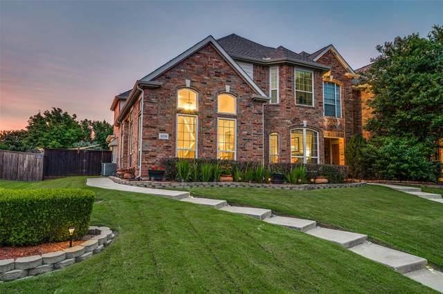 11250 Fountainbridge Drive, Frisco, TX 75035 (MLS #14595333) :: Team Tiller
