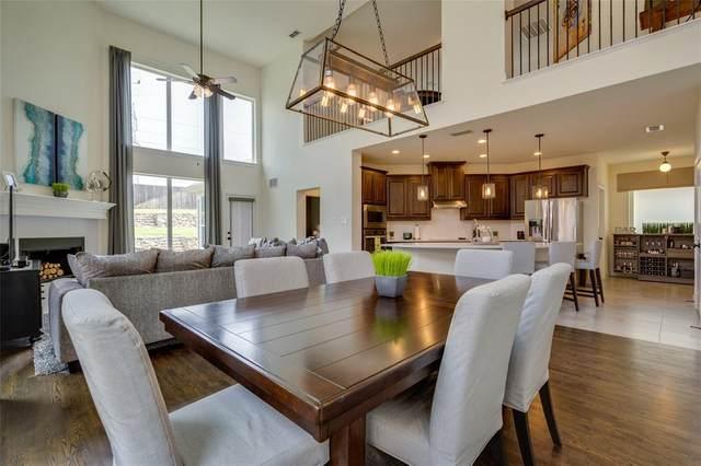 15244 Mallard Creek Street, Fort Worth, TX 76262 (MLS #14595346) :: Real Estate By Design