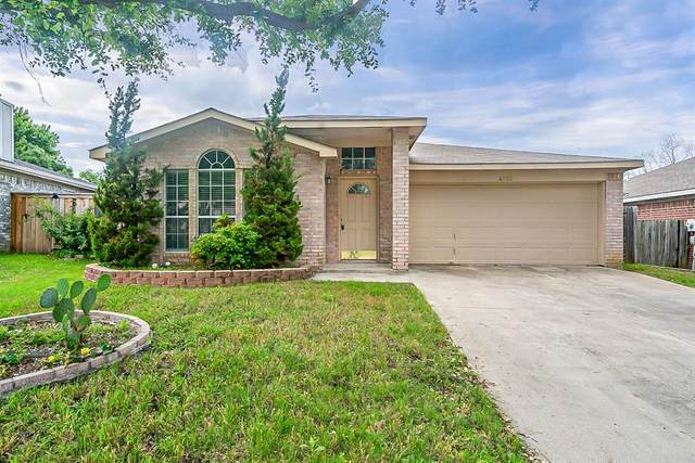 4025 Staghorn Circle N, Fort Worth, TX 76137 (MLS #14595358) :: The Mitchell Group