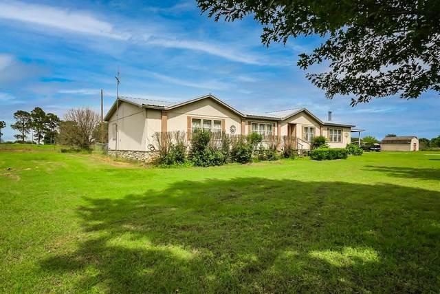 115 Hcr 1363, Hillsboro, TX 76645 (MLS #14595364) :: Real Estate By Design