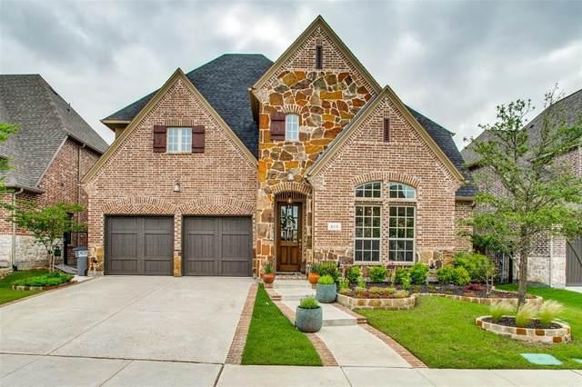 800 Manchester Avenue, Prosper, TX 75078 (MLS #14595367) :: Real Estate By Design