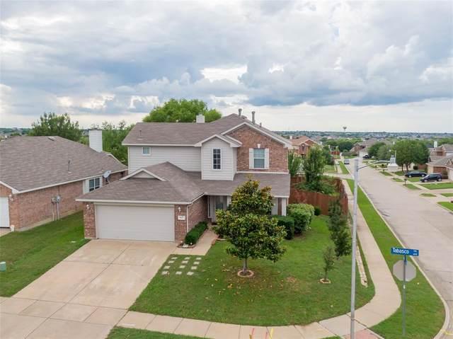 627 Tabasco Trail, Arlington, TX 76002 (MLS #14595371) :: Real Estate By Design