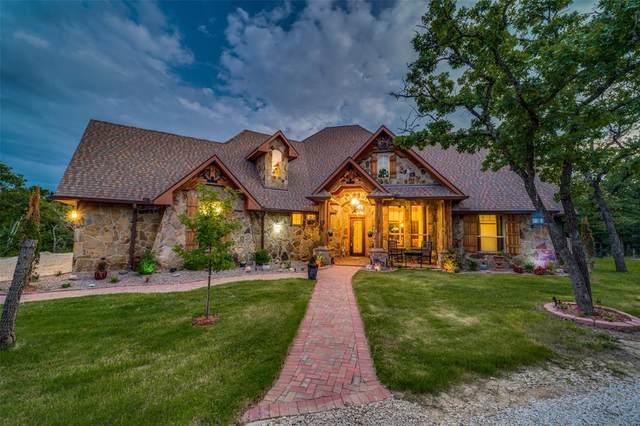 255 County Road 2254, Valley View, TX 76272 (MLS #14595376) :: VIVO Realty