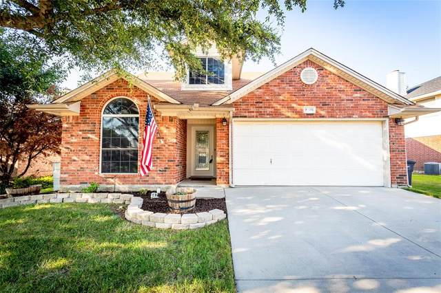 8132 Heritage Place Drive, Fort Worth, TX 76137 (MLS #14595414) :: Robbins Real Estate Group
