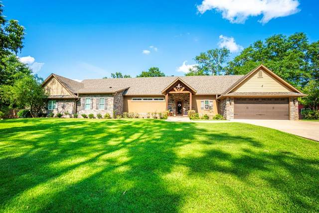 2124 W Lake Drive, Gladewater, TX 75647 (MLS #14595416) :: Real Estate By Design