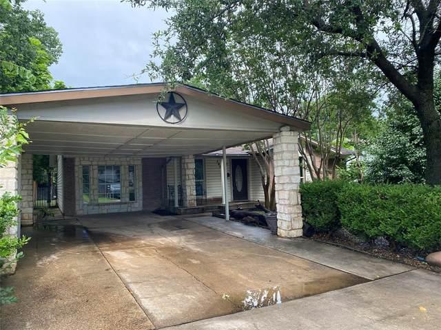 1032 Pebblebrook Drive, Lewisville, TX 75067 (MLS #14595417) :: DFW Select Realty