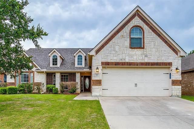 201 Stonegate Boulevard, Alvarado, TX 76009 (MLS #14595458) :: Team Tiller