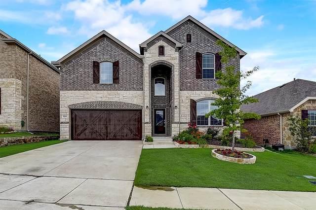 1224 W Prairie Lake Path, Lewisville, TX 76201 (MLS #14595483) :: The Mauelshagen Group