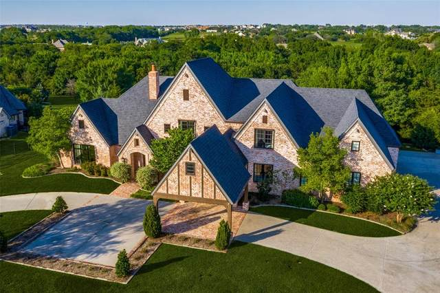 1420 Winding Creek Road, Prosper, TX 75078 (MLS #14595507) :: The Good Home Team