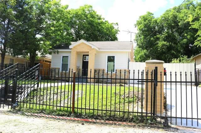 1611 Atlas Drive, Dallas, TX 75216 (MLS #14595523) :: The Daniel Team