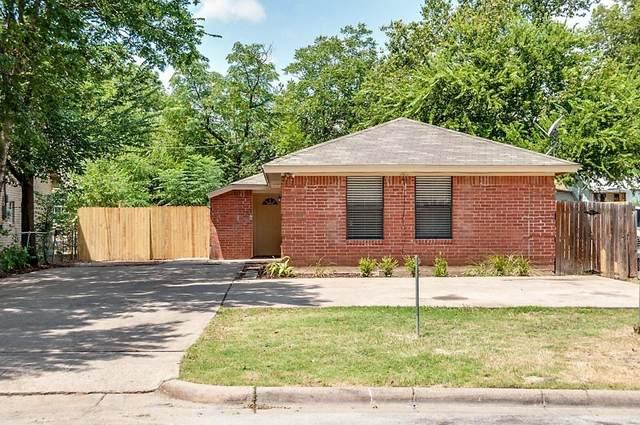 2710 Livingston Avenue, Fort Worth, TX 76110 (MLS #14595526) :: VIVO Realty